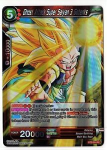 Ghost Attack Super Saiyan 3 Gotenks Dragon Ball Super Union Force