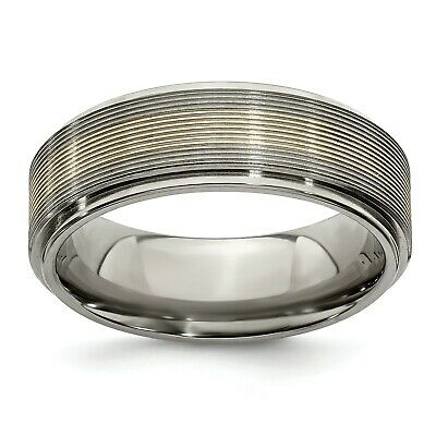 10 8 11 /& 12 9 7 Argent Sterling .925 5 mm Milgrain Mariage Band Ring Taille 5
