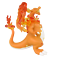 Pokemon-Figure-Moncolle-034-Gigamax-Charizard-034-Japan miniature 7