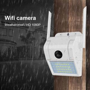 1080P IP Camera Wireless WIFI IR-Cut Security Camera Night Vision Weatherproof