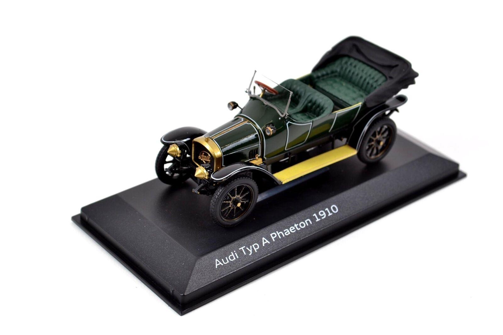 AUDI tipo a 1910 modello scala 1:43 5030900903