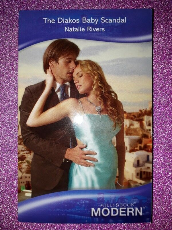 Natalie Rivers - Mills & Boon - REF: 2427.
