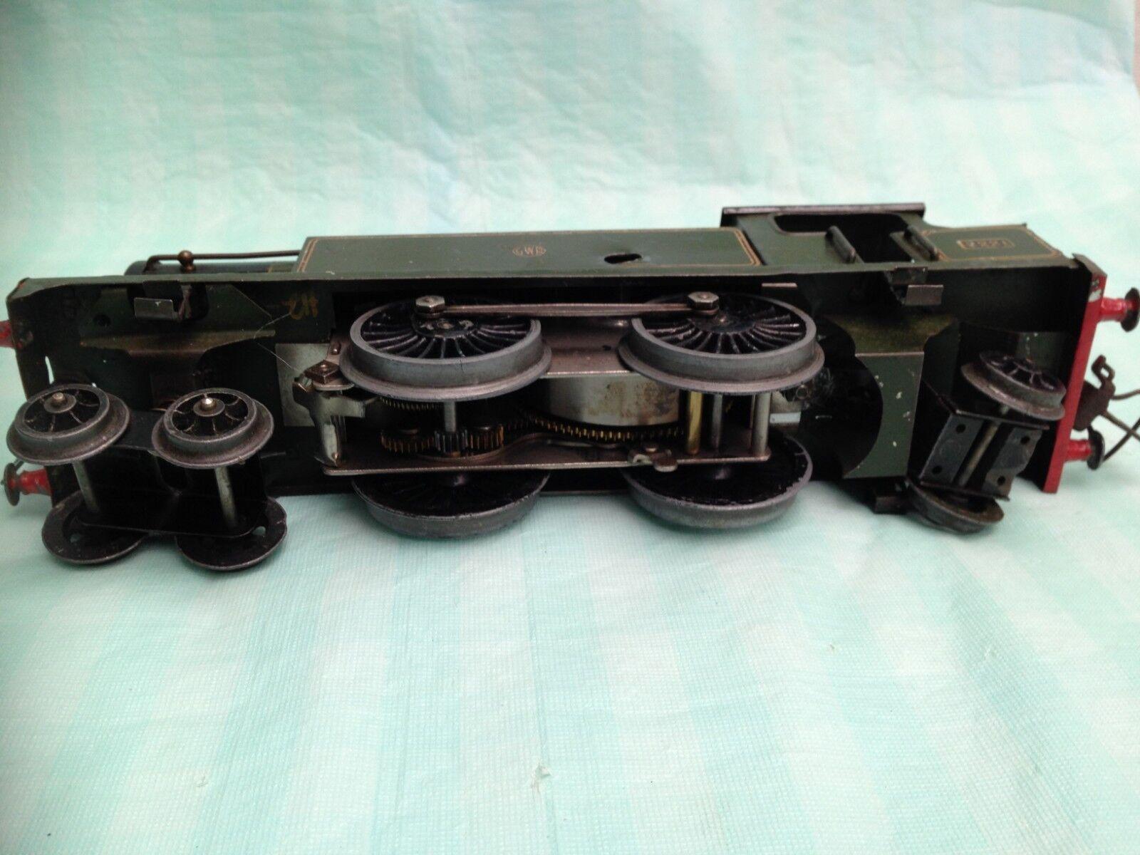 Hornby O Gauge Clockwork Clockwork Clockwork 2221 No 2 Steam Special Tank Locomotive c6ab10