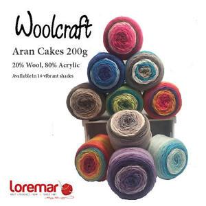 Wool Cakes Uk