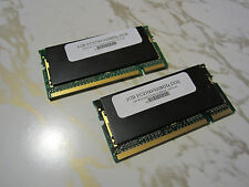 2 X - 1gb PC2700 / 333mhz DDR RAM Memory Laptop ZV5000 ZV6000 ZV7000 - 333 2gb