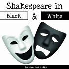 Shakespeare in Black and White: Words, Words, Mere Words, No Matter from the Heart? by Offshoot Books (Paperback, 2016)