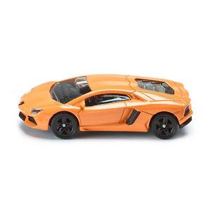 siku 1449 lamborghini aventador lp 700-4 naranja (blister) coche a