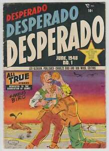 M0467 : Desperado #1, Volume 1, F VF État