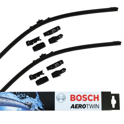 Peugeot Partner Tepee Mpv Bosch Aerotwin Avant Fenêtre Pare-brise Balais d/'essuie-glace