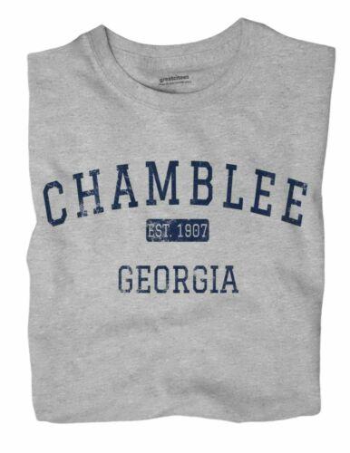 Chamblee Georgia GA T-Shirt EST