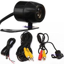 Wired Car Rear View CCD 130° angle Night Camera Reverse Backup Parking Camara