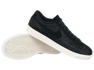 Women's Nike Blazer Low LX Shoes Black