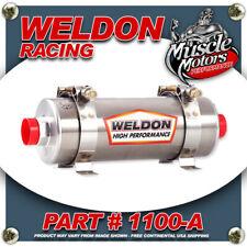 Weldon Racing 1100 A High Performance Fuel Pump Up Good Up To 1400 Hp