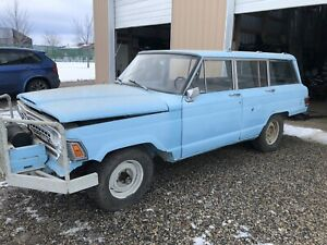 1972 Jeep Wagoneer For Sale