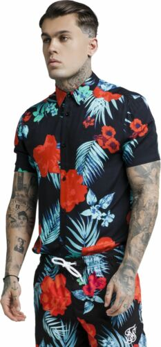 Sik Silk Shirts /& Tops Assorted Fits Styles