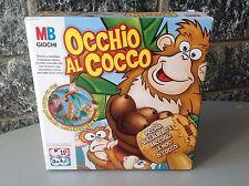 2006# Vintage  board game MB OCCHIO AL COCCO GIOCO IN SCATOLA HASBRO