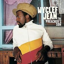 Wyclef Jean The Preacher's Son Ex Library plays fine We do NOT mail plastic case