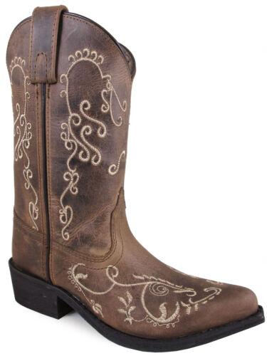 Smoky Mountain 3754 TODDLER//CHILD//YOUTH GIRLS Jolene Western Cowboy Boots