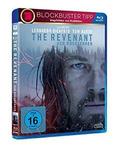 The-Revenant-Der-Rueckkehrer-Blu-ray-NEU-OVP-mit-Leonardo-DiCaprio-Inarritu