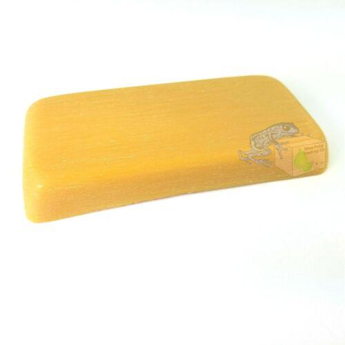 4oz Carnauba Wax Bar Block 100/% Pure T1 Carnuba Woodworking Wood Finish Polish