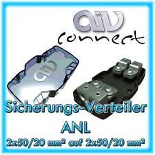AIV Connect 690330 Sicherungs-Verteiler ANL 2x50/20 mm² auf 2x50/20 mm²