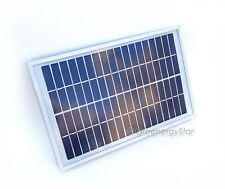 6 Watt 12V Solar Panel  for Grid Tie Inverter