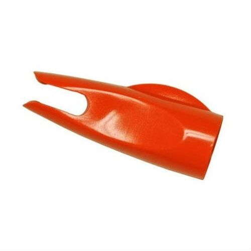 "Bohning Classic Nock 50 Pack Wood Arrow 11//32/"" Black Orange Red White Yellow"