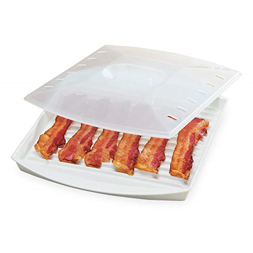 Bacon Grill Cooker Cookware Tray Rack