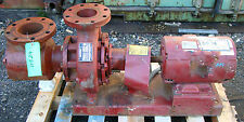 Armstrong 10 Hp 230460 Volt Centrifugal Pump With Suction Guide Model 5x4x8 403
