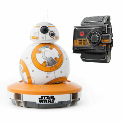 Sphero Star Wars BB-8 Special Edition App-Enabled Droid and Force Band