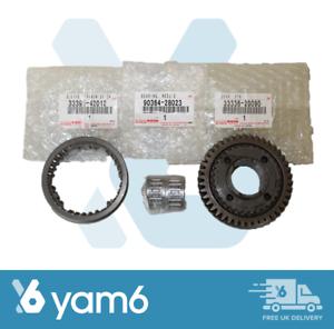 Genuine-Toyota-42-Dientes-Engranaje-5TH-Kit-de-reparacion-se-adapta-a-3PC-RAV4-2-0-33336-20090