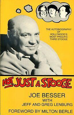 Not Just A Stooge By Joe Besser Three Stooges Memoir 9780918283009 Ebay Jump to navigation jump to search. not just a stooge by joe besser three stooges memoir 9780918283009 ebay