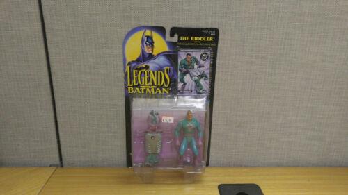 Kenner Legends of Batman The Riddler action figure New!
