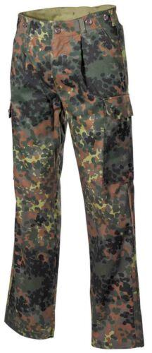 BW Hose Feldhose Original TL Größe 46-66 Armee NATO Hose Tarnhose flecktarn