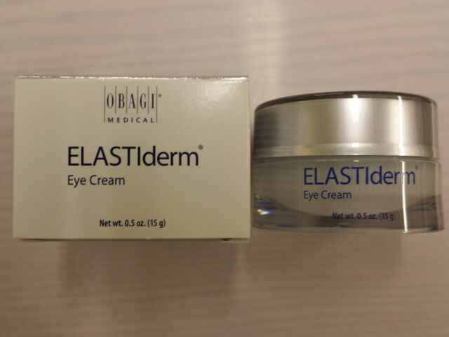 Obagi - Elastiderm - Eye Cream - 0.5 Ounce NEW