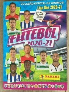 Panini Futebol 2020//21 Portugal NEW Empty Album