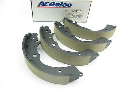 Rr New Brake Shoes  ACDelco Advantage  14627B