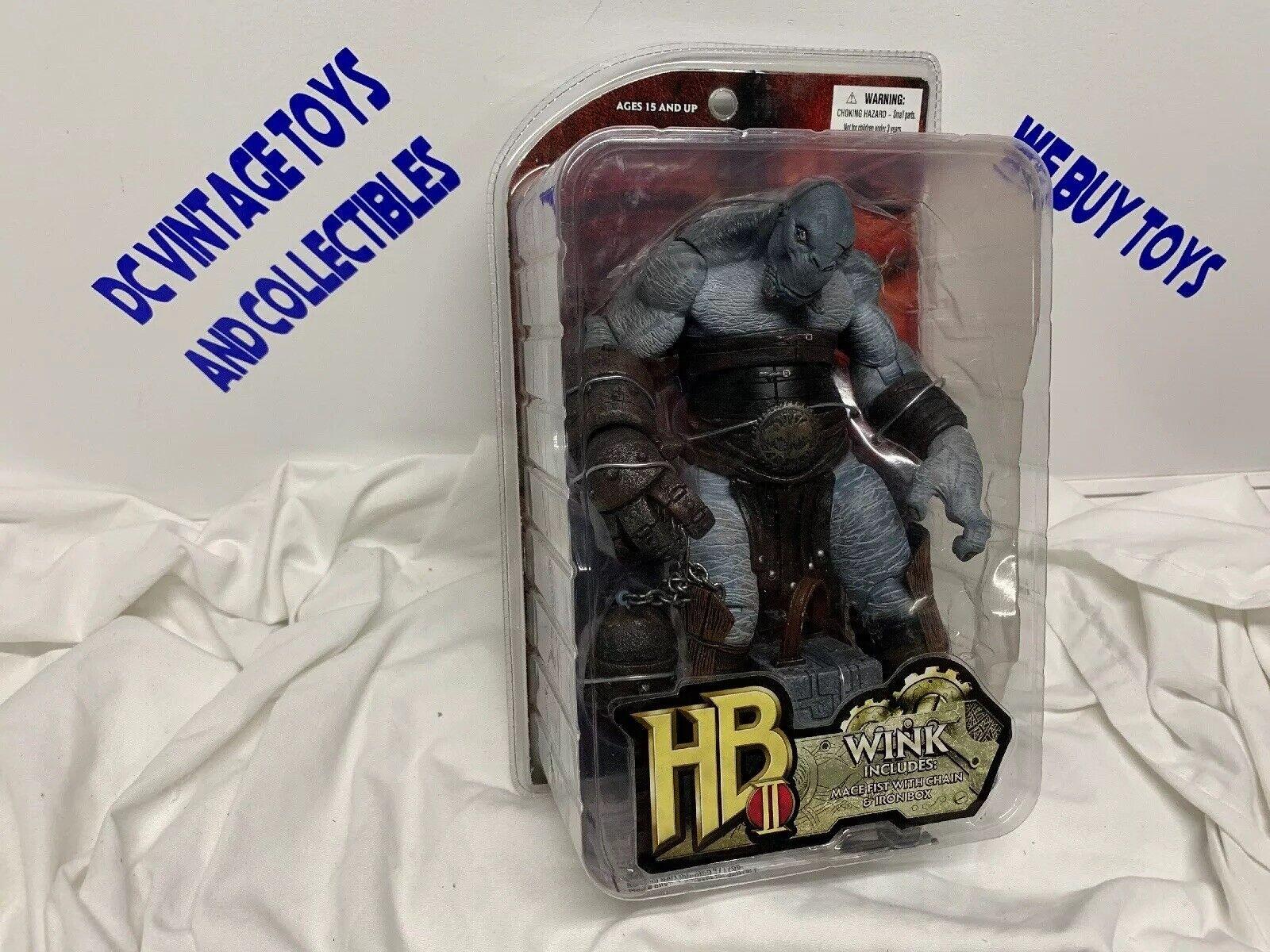 Hellboy II 2 The oroen Army Series 1 WINK 9 azione cifra Mezco 2008 BRe nuovo