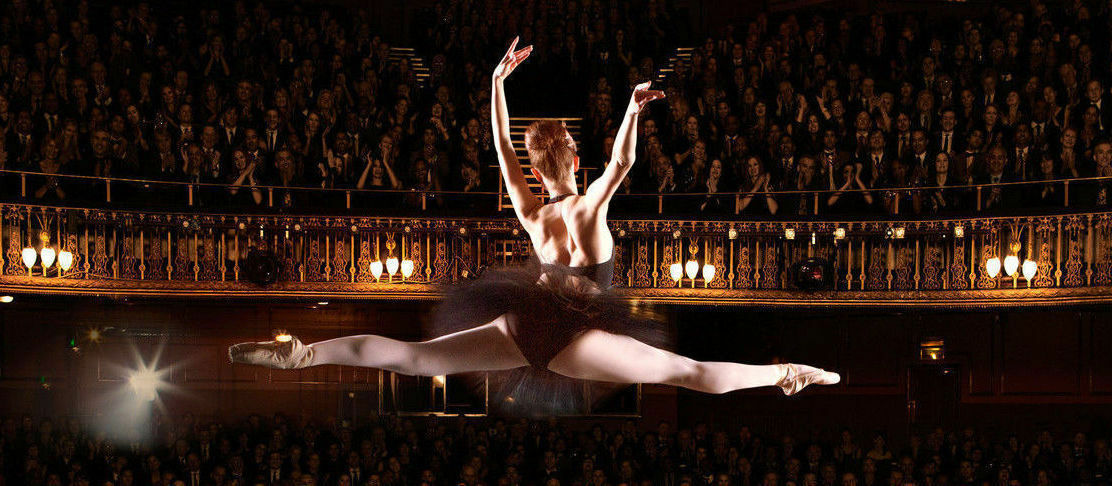 The Joffrey Ballet - Swan Lake