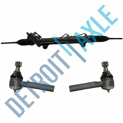 Complete Power Steering Rack and Pinion + 2 NEW OUTER TIE ROD 4.0L