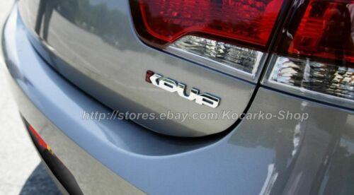 OEM Forte Koup Logo Rear Trunk Emblem Badge KIA Cerato Koup 2009 2010 2011 2012