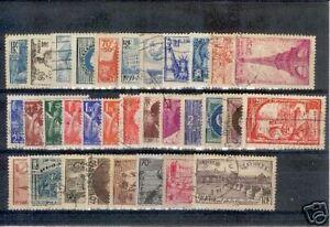 FRANCE-ANNEE-COMPLETE-1939-OBLITEREE-TB-VALEUR-147