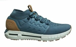 Under Armour HOVR Phantom Leather Lace Up Mens Running Trainers 3022473 500