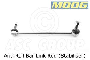 MOOG Front Axle Left - Anti Roll Bar Link Rod (Stabiliser) - LR-LS-7011