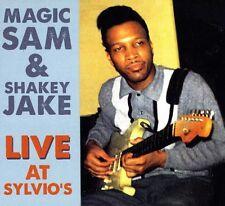 Magic Sam & Shakey Jake, Shakey Jake Harris - Live at Sylvio's [New CD] UK - Imp