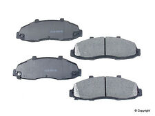 SMD1278 FRONT Semi-Metallic Brake Pads Fits 07-10 Lincoln Navigator