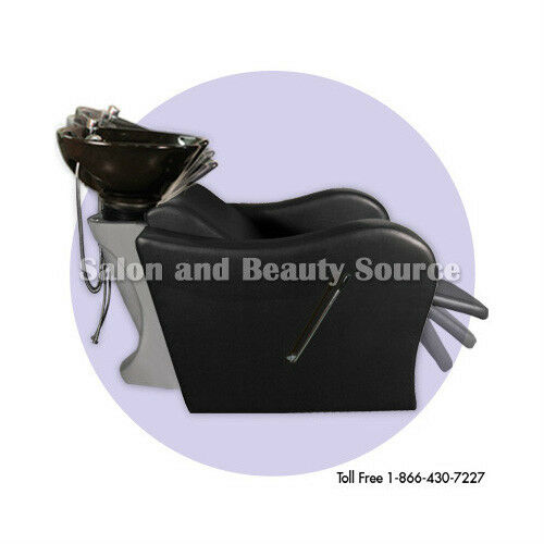 Shampoo Unit Backwash Bowl Chair Salon Spa Furniture