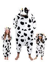 Cow Kigurumi - Kids & Adults Costumes From Usa