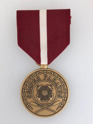 GENUINE Full Size United States COAST GUARD Good Conduct medal