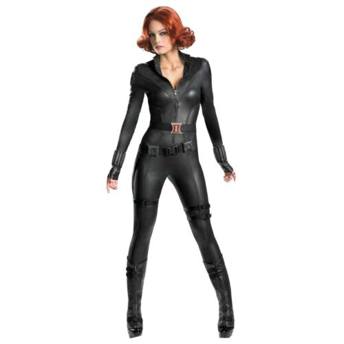 Black Widow Theatrical Quality Adult Costume